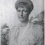 Portrait of Katherine Witherby 1902 by Anthony Frederick Augustus Sandys [1829-1904] - courtesy of Phillips auctioneers