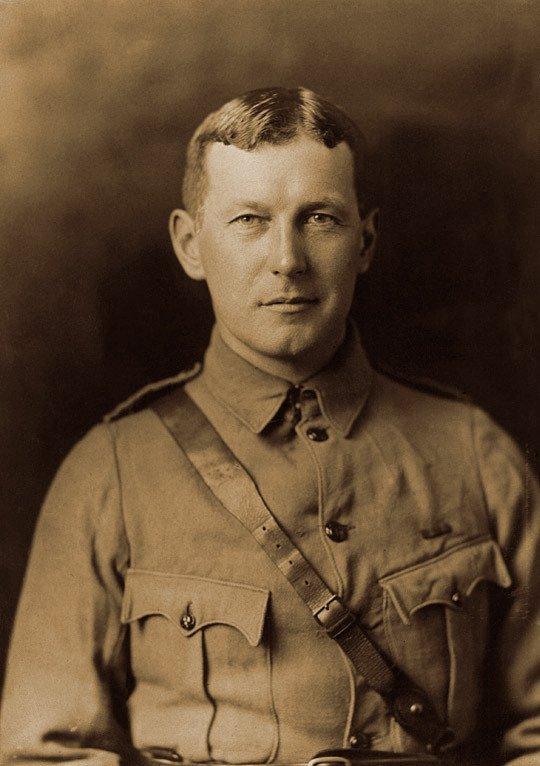 Lt Col John McCrae [1872-1918]