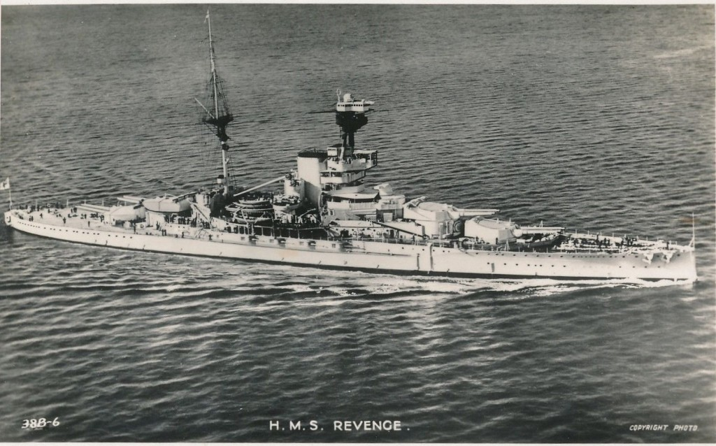 HMS Revenge c1916 - 03