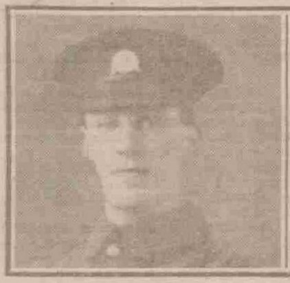 Sergt Harry Pestell (Luton) C Co 7th Beds (photo) - Luton Times -04021916 - p5
