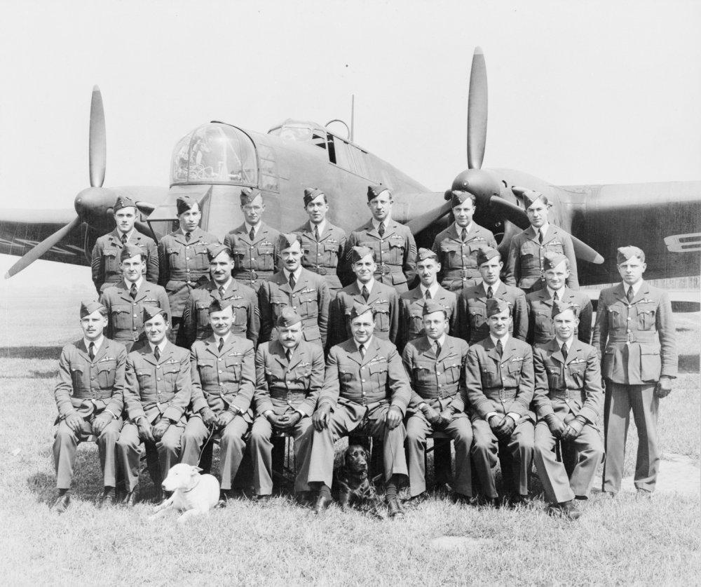 raf-10-squadron-dishforth-summer-1939